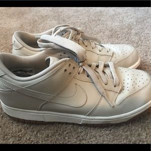 Nike Taupe Shoes